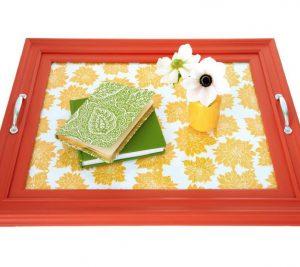 frame tray